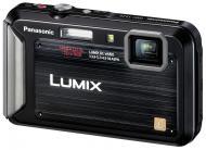 Цифровой фотоаппарат Panasonic Lumix DMC-FT20 Black (DMC-FT20EE-K)