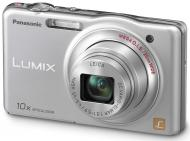 Цифровой фотоаппарат Panasonic Lumix DMC-SZ1 Silver (DMC-SZ1EE-S)