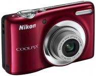 �������� ����������� Nikon COOLPIX L25 Red (VMA993E1)