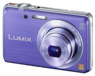Цифровой фотоаппарат Panasonic Lumix DMC-FS45 Violet (DMC-FS45EE-V)