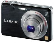 Цифровой фотоаппарат Panasonic Lumix DMC-FS45 Black (DMC-FS45EE-K)