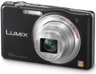 Цифровой фотоаппарат Panasonic Lumix DMC-SZ1 Black (DMC-SZ1EE-K)