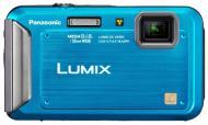 Цифровой фотоаппарат Panasonic Lumix DMC-FT20 Blue (DMC-FT20EE-A)