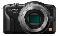 Цифровой фотоаппарат Panasonic Lumix DMC-GF3 Kit 20mm Black (DMC-GF3CEE-K)