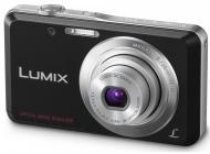 Цифровой фотоаппарат Panasonic LUMIX DMC-FS28 Black (DMC-FS28EE-K)
