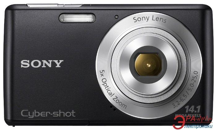 Цифровой фотоаппарат Sony Cyber-Shot DSC-W620 Black