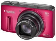 Цифровой фотоаппарат Canon Powershot SX260 HS Red (6195B013)