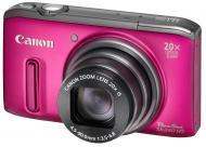 Цифровой фотоаппарат Canon Powershot SX240 HS Pink