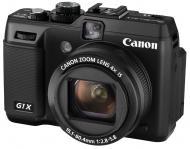 Цифровой фотоаппарат Canon PowerShot G1X Black (5249B010)