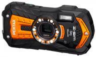Цифровой фотоаппарат Pentax Optio WG-2 GPS Orange (15442)