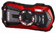 Цифровой фотоаппарат Pentax Optio WG-2 Red (15487)