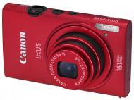 �������� ����������� Canon IXUS 125 HS Red
