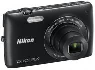 �������� ����������� Nikon COOLPIX S4300 Black (VMA941E1)