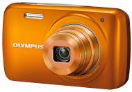 Цифровой фотоаппарат Olympus VH-210 Orange (V108010OE000)