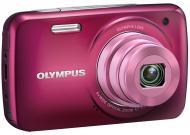 Цифровой фотоаппарат Olympus VH-210 Red