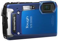Цифровой фотоаппарат Olympus TG-820 Blue