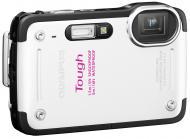 Цифровой фотоаппарат Olympus TG-620 White