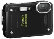Цифровой фотоаппарат Olympus TG-620 Black