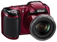 �������� ����������� Nikon COOLPIX L810 Red