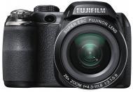 Цифровой фотоаппарат Fujifilm FinePix S4300 Black