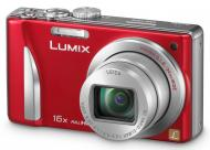 Цифровой фотоаппарат Panasonic Lumix DMC-TZ25 Red