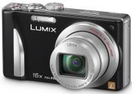 Цифровой фотоаппарат Panasonic Lumix DMC-TZ25 Black