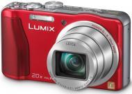 Цифровой фотоаппарат Panasonic Lumix DMC-TZ30 Red