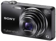 Цифровой фотоаппарат Sony Cyber-Shot DSC-WX100 Black (DSCWX100B.CEE2)