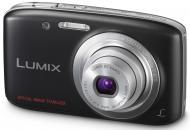 Цифровой фотоаппарат Panasonic Lumix DMC-S5 Black (DMC-S5EE-K)