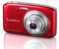 Цифровой фотоаппарат Panasonic Lumix DMC-S5 Red (DMC-S5EE-R)