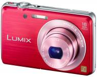 Цифровой фотоаппарат Panasonic Lumix DMC-FS45 Red