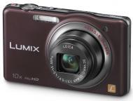 Цифровой фотоаппарат Panasonic Lumix DMC-SZ7 Brown (DMC-SZ7EE-T)