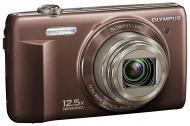 Цифровой фотоаппарат Olympus VR-360 Brown