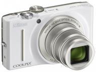 �������� ����������� Nikon COOLPIX S8200 White