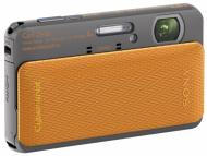 Цифровой фотоаппарат Sony Cyber-Shot DSC-TX20 Orange (DSCTX20D.CEE2)
