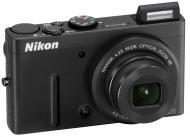 Цифровой фотоаппарат Nikon COOLPIX P310 Black (VMA900E1)