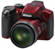 Цифровой фотоаппарат Nikon COOLPIX P510 RD Red