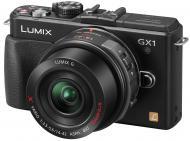 �������� ����������� Panasonic Lumix DMC-GX1X Kit 14-42mm Black (DMC-GX1XEE-K)