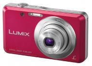 Цифровой фотоаппарат Panasonic LUMIX DMC-FS28 Pink