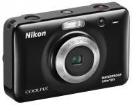 �������� ����������� Nikon COOLPIX S30 Black