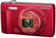 Цифровой фотоаппарат Olympus VR-340 Red