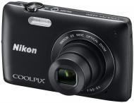 �������� ����������� Nikon COOLPIX S4200 Black