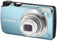 Цифровой фотоаппарат Canon PowerShot A3200 IS Blue
