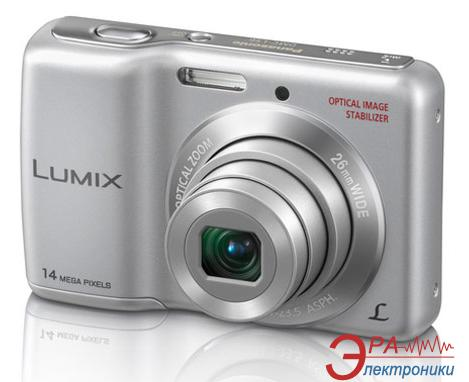Цифровой фотоаппарат Panasonic LUMIX DMC-LS6 Silver