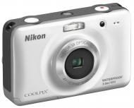 Цифровой фотоаппарат Nikon COOLPIX S30 White