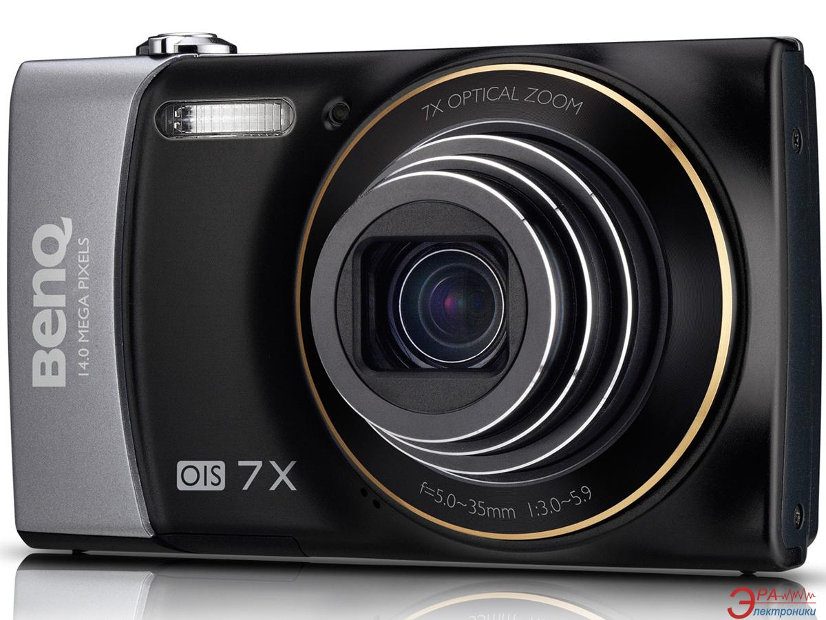 Цифровой фотоаппарат BenQ P1410 Grey