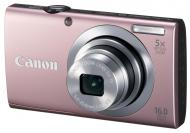 Цифровой фотоаппарат Canon PowerShot A2400 IS Pink