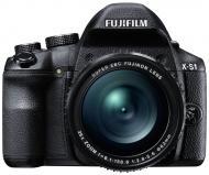 Цифровой фотоаппарат Fujifilm FinePix X-S1 Black (16199231)