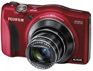 Цифровой фотоаппарат Fujifilm FinePix F750EXR Red (16228185)