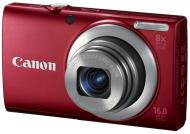 Цифровой фотоаппарат Canon Powershot A4000 IS Red